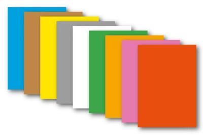 Papieren etiketten 38 x 55 mm
