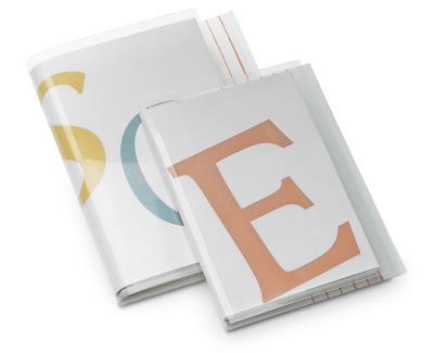 Versterkte covers voor paperbacks rug 22-42 mm