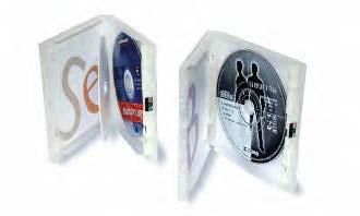 One-time box CD