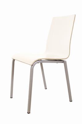 Parma stapelbare stoel
