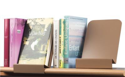 Boekensteun en presentatiestandaard in één
