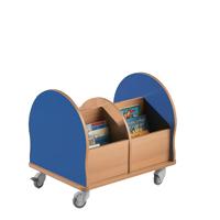 Prentenboekenwagen mini 4
