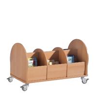 Prentenboekenwagen mini 6