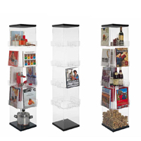 Cube onderdelen tbv expositiezuil