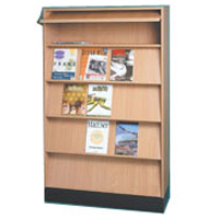 Richmond tijdschriften display
