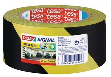 TESA SIGN TAPE 50MMX66M GL/ZW
