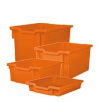 Tropisch oranje