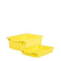 Gratnells laden - Pastel geel
