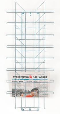 Wandrek voor kranten en tijdschriften