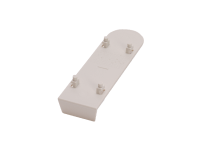 Plankenstop, grijs