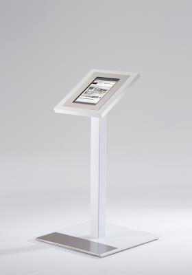 Flatline Tablet Station, zittend