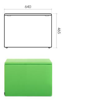 The Box 640x320x465