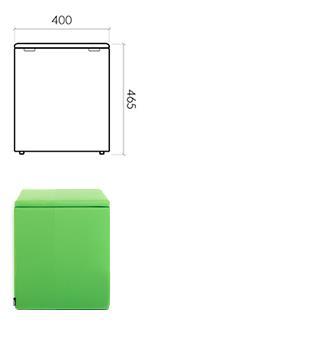 The Box 400x400x465