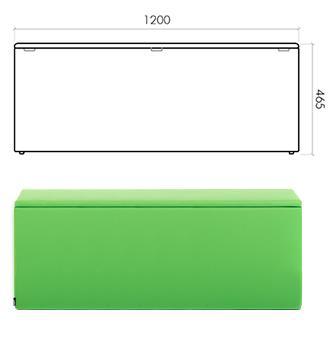 The Box 1200x400x465