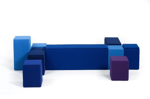 The Cube 1200x400x445
