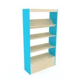 Foxis boekenkast beuken restantvoorraad