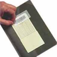 Etiketbeschermers 113 x 48 mm, 1000 stuks