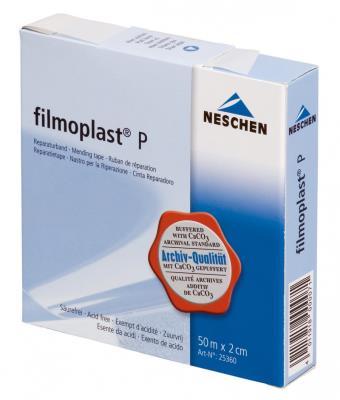 Papiertape, Filmoplast P, B20 mm, rol 50m