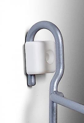 Wire rack holder