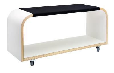 Zit- en opslag meubel