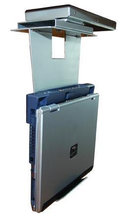 Info Pod Opbouwbevestiging voor laptop-houder